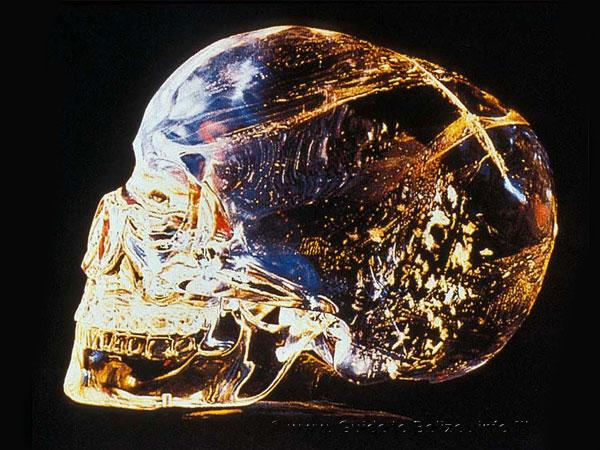 crystal skulls the mitchell hedges